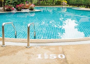 Como aumentar o pH da água da piscina