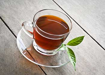 Chás são uma ótima opção para ingerir mais água no inverno.
