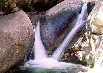 As principais fontes de água potável