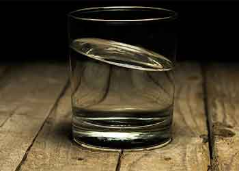 Não há como ter saúde sem beber água