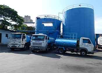 Caminhão Pipa – Transporte de Água Potável